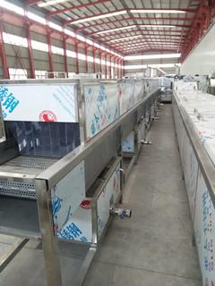 天翔供应内蒙古牛羊肉多层烘干机,网带式多层烘干流水线