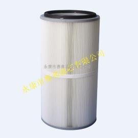 PTFE聚四氟乙烯覆膜滤芯 焊烟制药行业超细粉体过滤筒