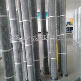 防静电聚酯覆膜除尘滤芯