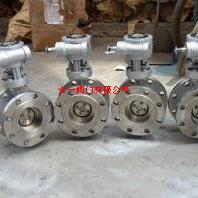 D343W-25P、D343W-16P不锈钢硬质密封蝶阀