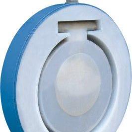 四川衬氟对夹止回阀价格 成都衬氟立式止回阀供应