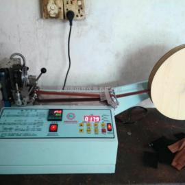 深圳厂家批发织带冷热裁切机 背包带切带机 韩国织带裁带机
