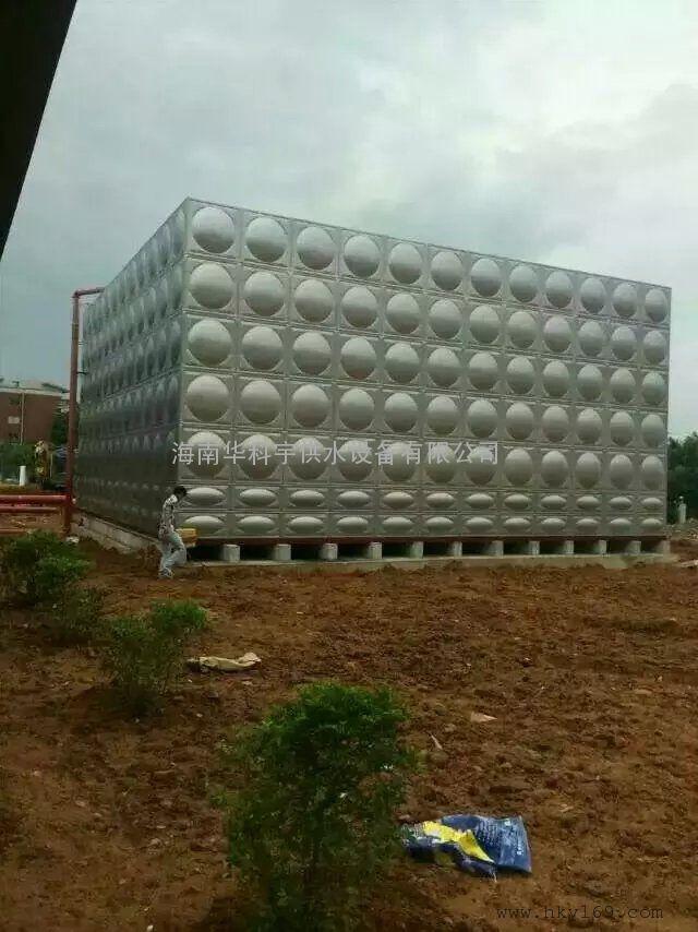 海南组装式不锈钢成品水箱
