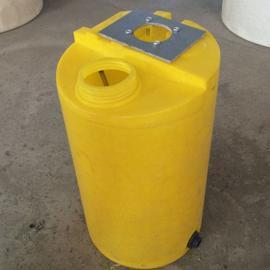 合肥防腐蚀PAC加药设备300L水处理加药箱厂家直供