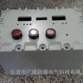可读数与操作防爆仪表箱