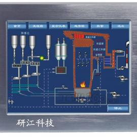 工控电脑一体机工控机plc工业车载电脑凌动处理器加固计算机
