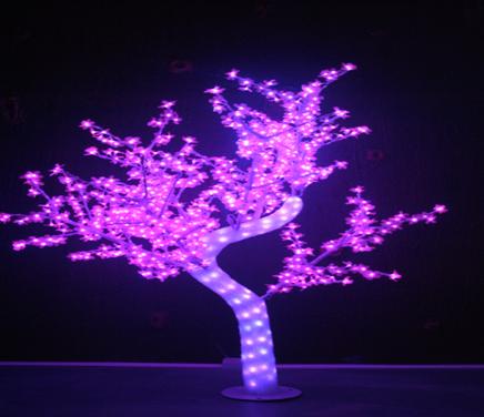 内蒙led景观桃树