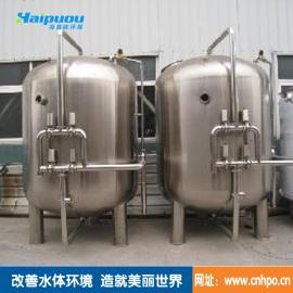 供应镀锌污水处理设备石英砂过滤器的适用范围