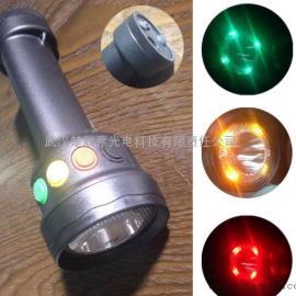 SW2700四色红黄绿白一体信号灯
