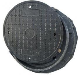 防盗井盖 复合树脂井盖圆形井盖防盗安全锦阳井盖厂家