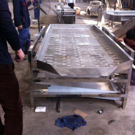 不锈钢震动筛 多功能震动沥水机 天翔质优价廉