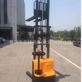 全电动堆高车半电动堆高机北京全电动托盘搬运车叉车3吨现货特价