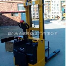 全电动堆高车电动堆垛车北京全电动托盘搬运车2T叉车配件现货特价