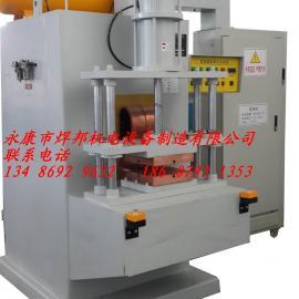 30000J不锈钢水泵叶轮储能焊机