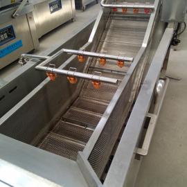 叶类 根茎类汽浴式蔬菜清洗机 首选天翔机械