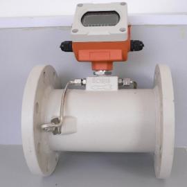 污水管道超声波流量计