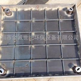 不锈钢方形井盖