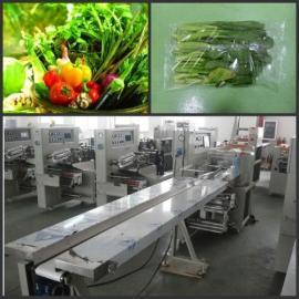 蔬菜叶菜包装机|广东全自动蔬菜打包机