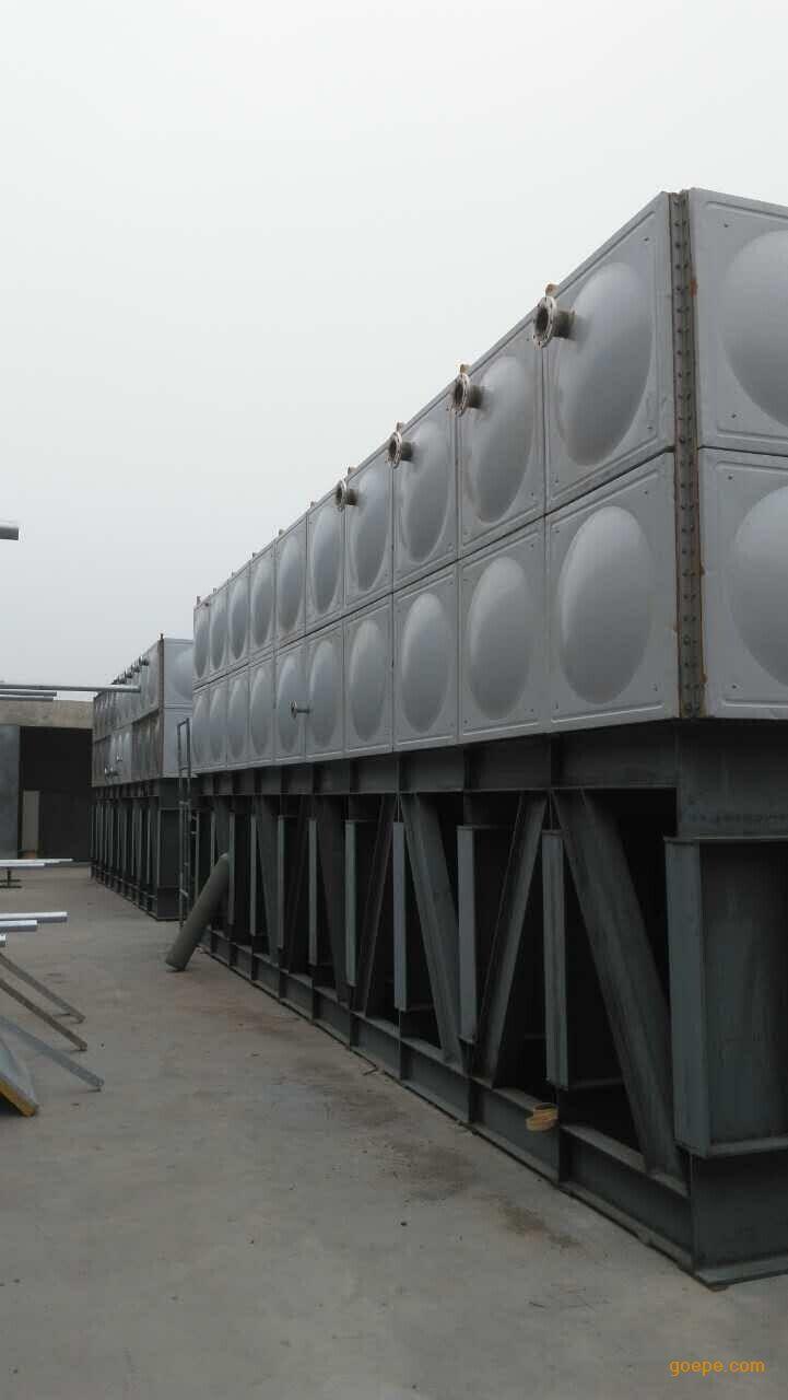BDF装配式不锈钢水箱施工方案