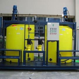 濉溪防腐蚀PE加药箱0.5T搅拌桶厂家材质
