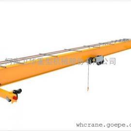 卫华生产厂家HD型5吨新型欧式单梁桥式起重机