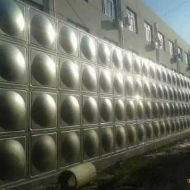 大型304不锈钢水箱消防水池