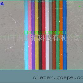 光纤连接器颜色分辨仪
