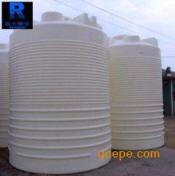 西安 10吨塑料大桶 批发价出售 塑料储罐安装