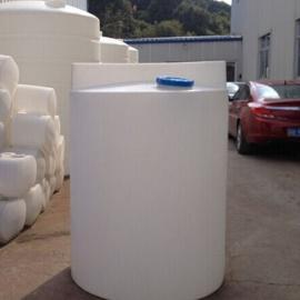 2000L圆形加药箱价格多少2000升搅拌桶价格多少