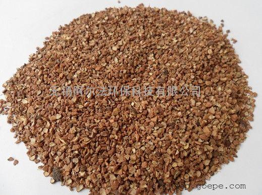 核桃壳 果壳滤料 除油滤料