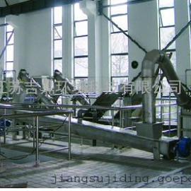 城镇污泥、粪便集中预处理一体化装置 江苏吉鼎环境