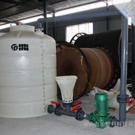 万州10吨减水剂复配罐设备厂家价格