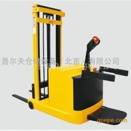 厂家直供平衡重电动堆高车 无支腿堆高车 配重式堆高车无腿叉车