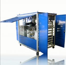 移动封闭敞开式ZJA-FB80高压变压器高效双级真空滤油机