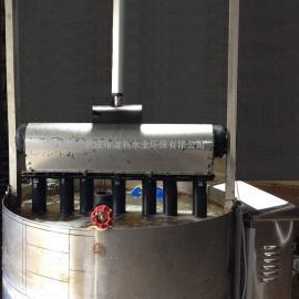 浮筒式滗水器选型方法