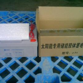 �z�w太�能蓄�池12V-100AH代理商