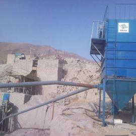康平石料破碎机布袋除尘器生产厂家