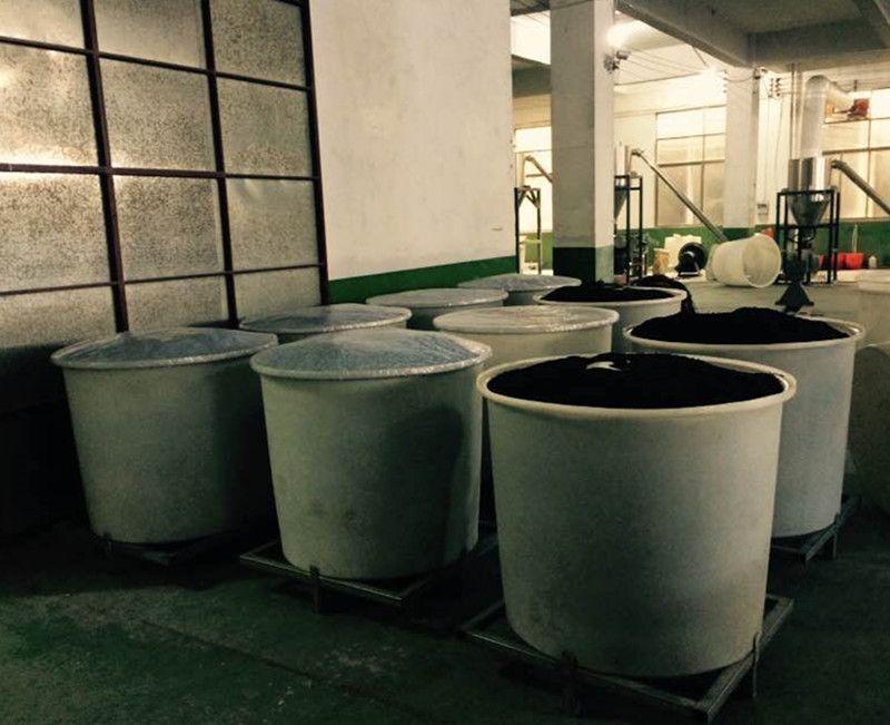 霍山pe圆桶垃圾桶食品级塑料圆桶1t食品包装桶