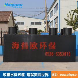 厂家直销江苏地埋式一体化污水处理设备 排放达标行业领跑者