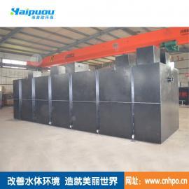 现货供应大型地埋式一体化游泳池污水处理设备 水质达标