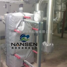板式换热器保温套板式换热器可重复拆装可检修节能保温被