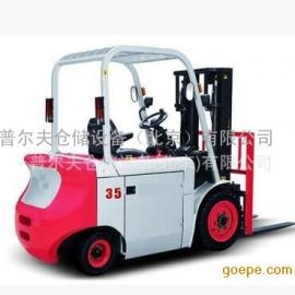 厂家直供大吨位电动叉车 多走向实芯轮胎电动货物搬运叉车FB现货