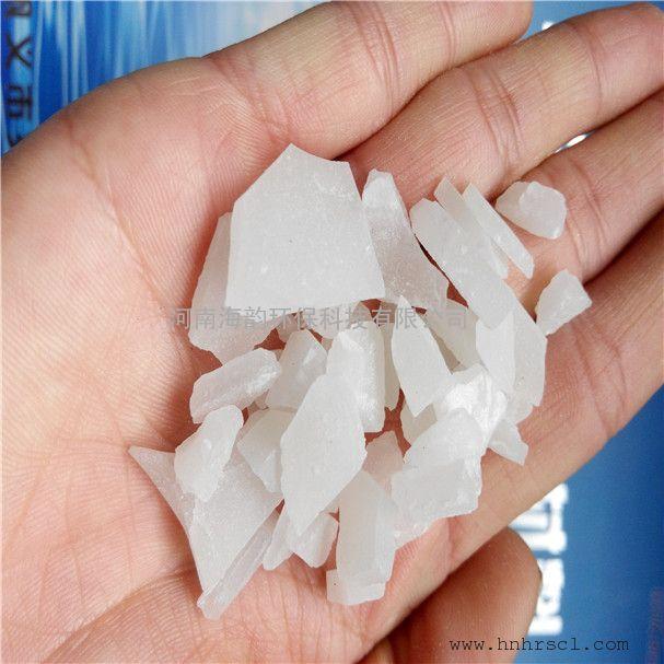 聚合硫酸铝厂家/有铁硫酸铝和无铁硫酸铝的不同/块状硫酸铝