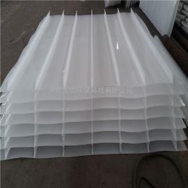 斜板填料与斜管填料的安装方式及其使用周期?