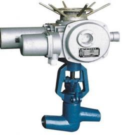 供应电动焊接水封截止阀