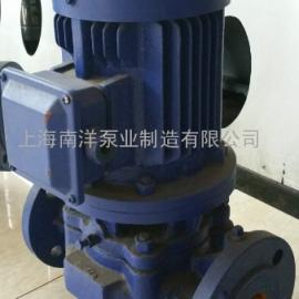 立式管道增压泵ISG40-125I