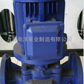 立式管道增压泵ISG65-160