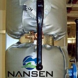 船厂阀门保温套船厂设备可拆可检修可重复使用保温套