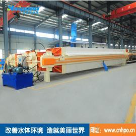 专业生产污泥处理设备三网带式压滤机 操作简单效率高