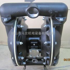 国产气动隔膜泵 粉末泵 双进双出隔膜泵